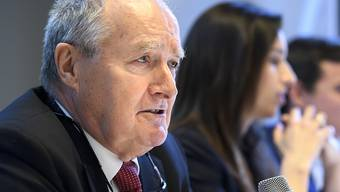 Will die Bundesrichterwahlen weniger politisch machen: Unternehmer Adrian Gasser. (Archivbild)