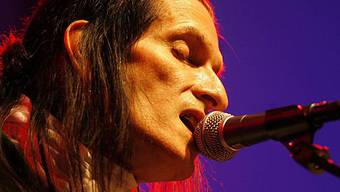 Willy DeVille in Aktion (Archiv)