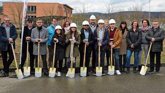 In rund 18 Monaten soll das neue Schulhaus stehen.