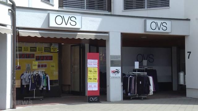 Alle 1200 OVS-Mitarbeiter per Ende Juni entlassen