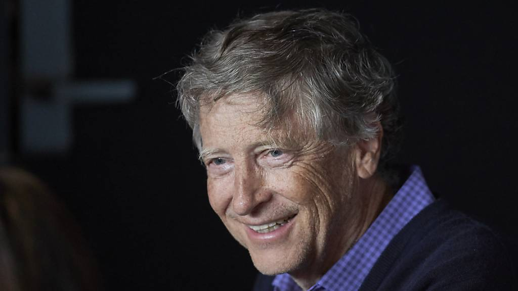 Gates im Kampf gegen Klimawandel-Folgen