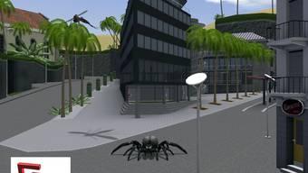 Bilder aus dem Spiel «G-Town»