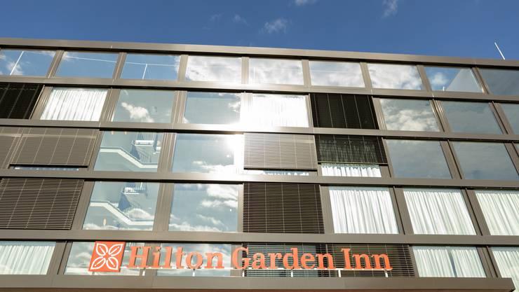 Das neue Hotel Hilton Garden Inn in Spreitenbach wurde am Donnerstag eröffnet.