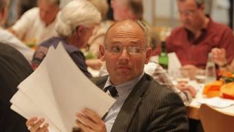 Alfred Heer SVP-Präsident Kanton Zürich