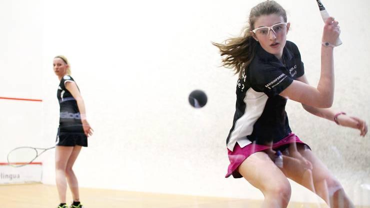 Céline Walser gewann an der U17-EM all ihre Spiele.