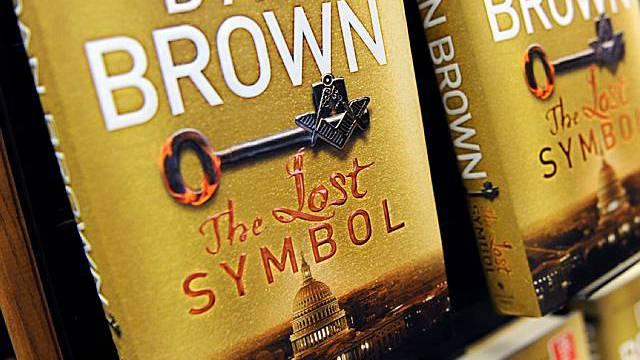The lost Symbol - Dan Browns neuer Roman