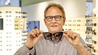 Andreas Bichweilers Geschäft war in den vergangenen Wochen für Notfälle geöffnet