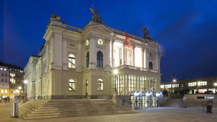 «Strahlkraft» – Nicht nur für das Opernhaus Zürich.