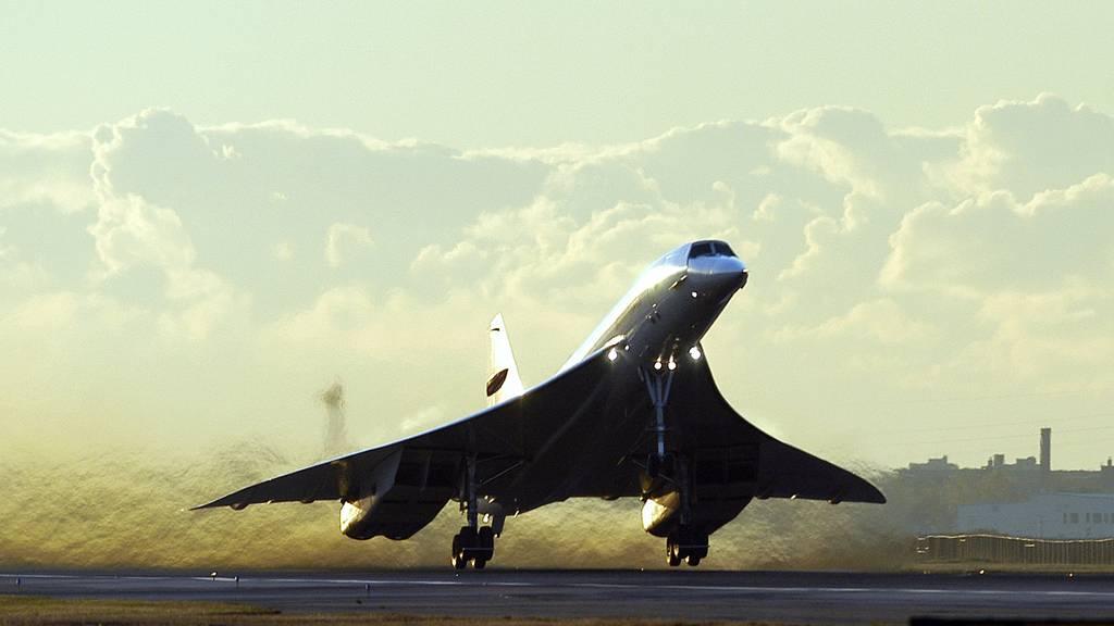 Als die «Concorde» zum letzten Mal abhob