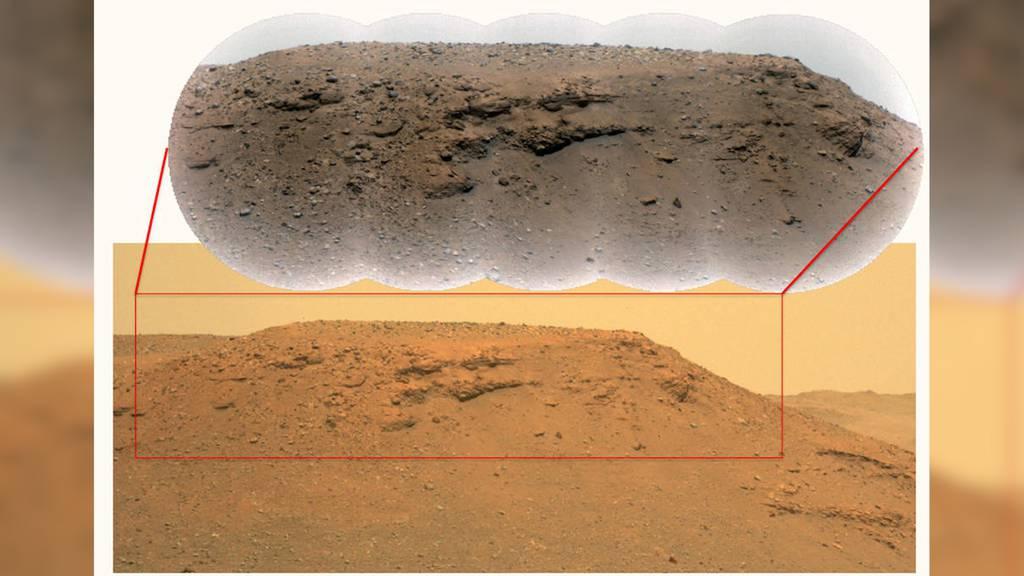 Neue Erkenntnisse vom Mars: NASA-Rover findet Beweise für ausgetrockneten See