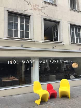 Möbelhaus Sterben Geht Weiter Jetzt Schliesst Das Grösste