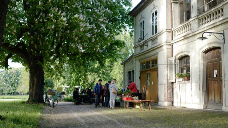 Das Gärtnerhaus wurde 1860 erbaut. Aktuell ist es nicht bewohnbar, sondern wird für Kinder-Aktivitäten benutzt.