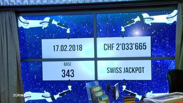 Casino Besucher gewinnt mehr als 2 Millionen Franken
