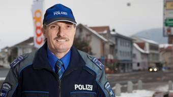 Lt Dieter Holliger ist Chef der Repol aargauSüd mit den Standorten Reinach und Unterkulm.