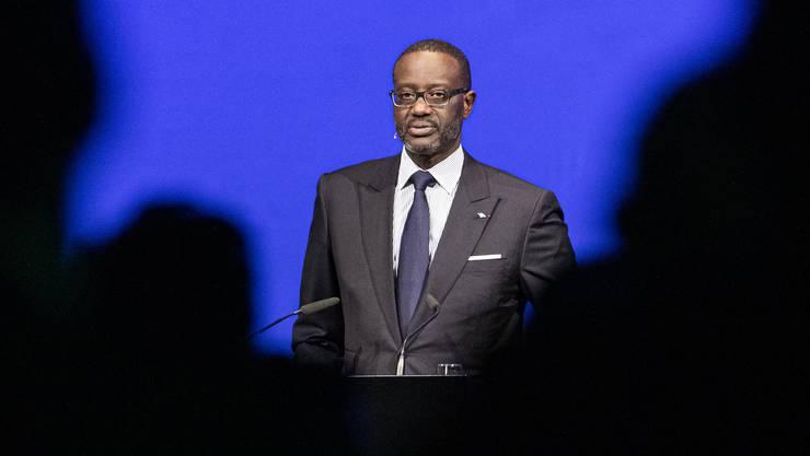 Tidjane Thiam, CEO der Credit Suisse.