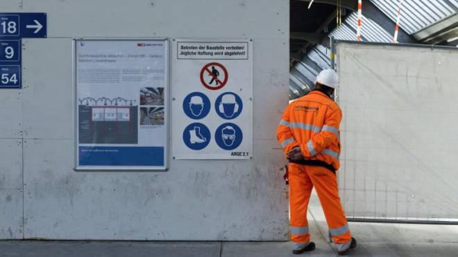 Forderung der SP: Mehr Schutz für ältere Arbeitnehmer. Foto: Keystone