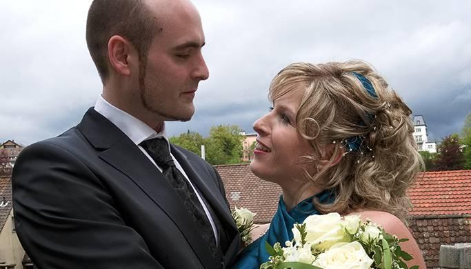 Hochzeit von Doreen und Francesco
