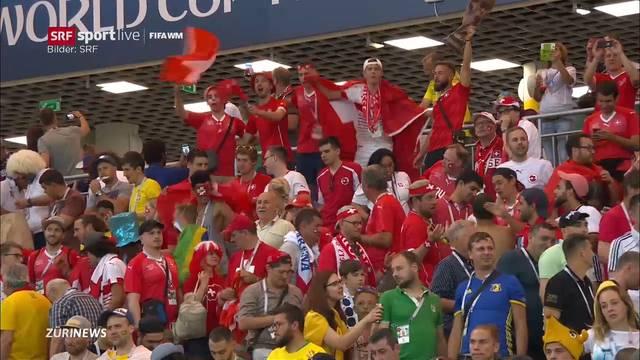Schweizer Nati gelingt WM-Auftakt