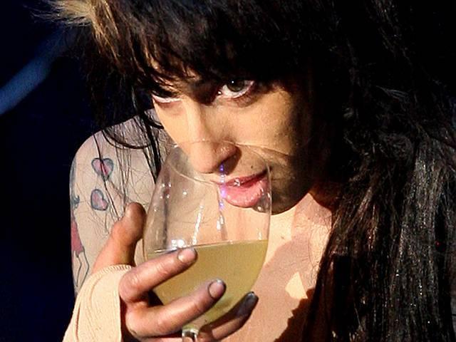 Amy Winehouse in Belgrad