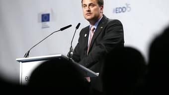 Premierminister Xavier Bettel (Archiv)