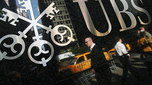 UBS-Filiale in New York