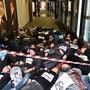 Beim Protest wurde etwa das Genfer Büro von Cargill zeitweise besetzt.