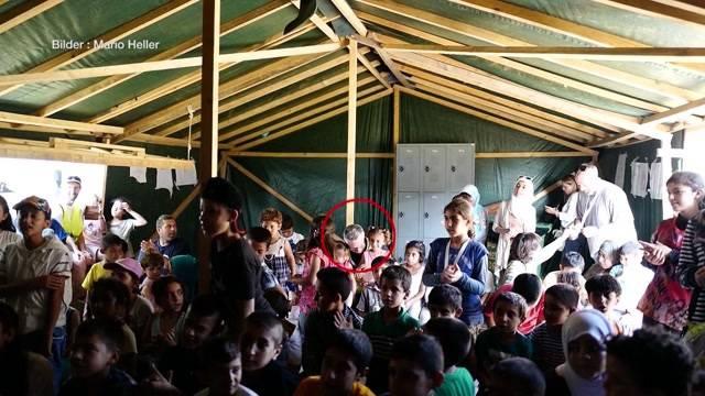 Wird Asyl-Hardliner zum Flüchtlingshelfer?