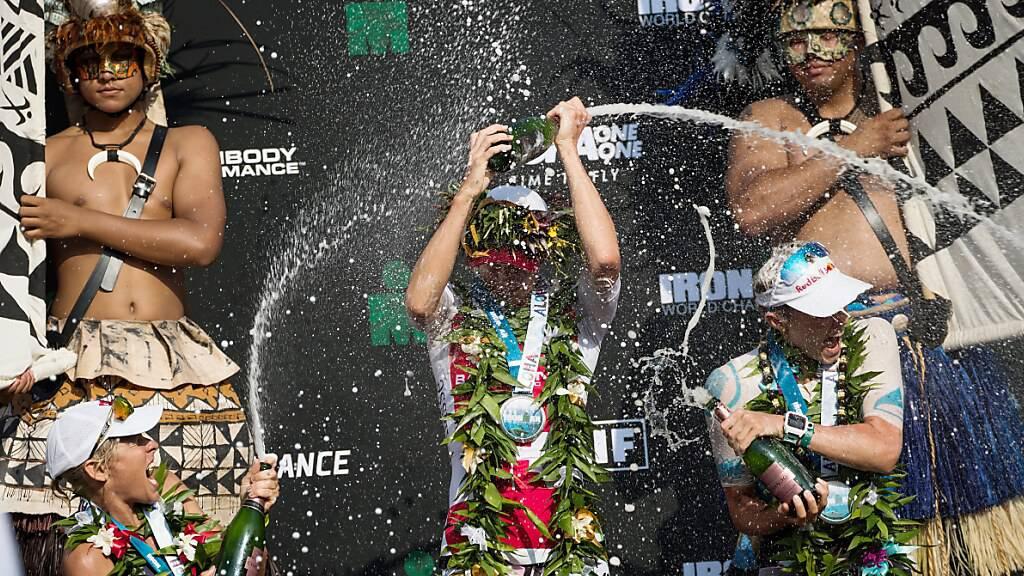 Ende einer Triathlon-Tradition: WM erstmals nicht auf Hawaii