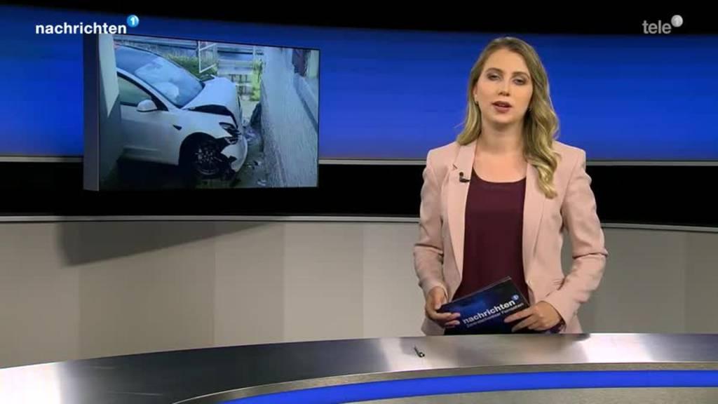 Unfall in Grosswangen