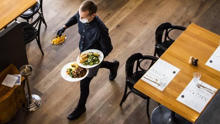Tief in der Coronakrise: Die Gastronomie zählt zu den am schwersten betroffenen Branchen