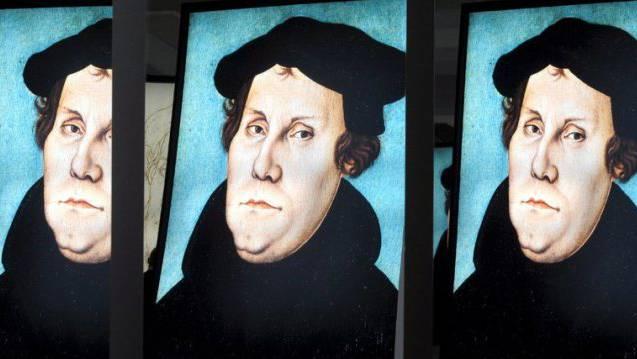 500 Jahre, nachdem Martin Luther seine 95 Thesen veröffentlichte, hat der britische Kolumnist und Buchautor John Naughton 95 Thesen zur Technologie ins Netz gestellt. (Archiv)
