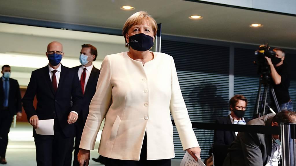Corona: Merkel und Länder einigen sich auf gemeinsame Schritte