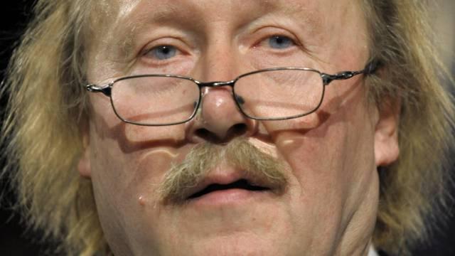 Der Philosoph Peter Sloterdijk erhielt den Ludwig-Börne-Preis