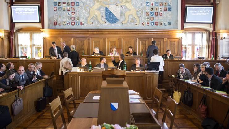 Die Kantonsräte haben die Einzelinitiative verworfen – mit 0 Ja-Stimmen, 1 Nein-Stimme und 0 Enthaltungen. (Themenbild)