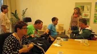 «Zeka» sorgt im Kanton Aargau für die Förderung und die Betreuung von Menschen mit körperlichen Behinderungen. (Archiv)