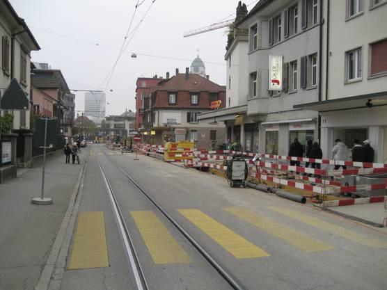 Uebersicht, Bauwerk Bremgartnerstrasse