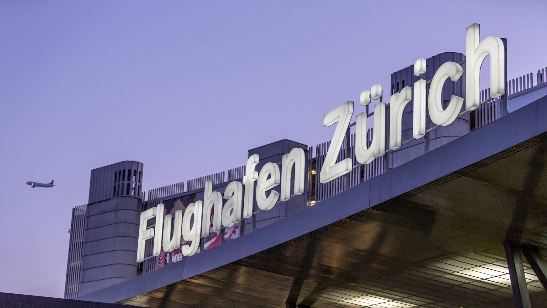 Der Flughafen Zürich will zwei Pisten verlängern.