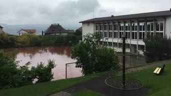 Schulhaus Birrwil.