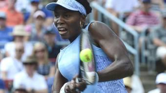 Venus Williams verliert den Final in Montreal in zwei Sätzen