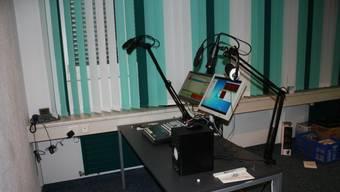Von diesem Studio wird ab 11. Januar täglich gesendet.