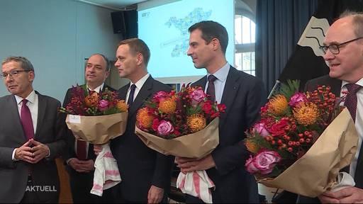 Burkart (FDP) und Knecht (SVP) neu im Ständerat: Das sind die Reaktionen