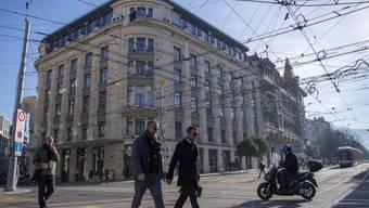 Wo sich viele Diplomaten tummeln, sind oft auch ausländische Nachrichtendienstangestellte zu finden - etwa im internationalen Genf. (Symbolbild)