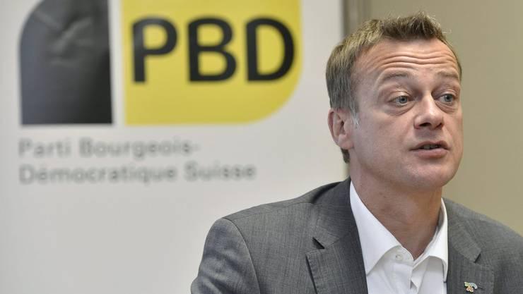 BDP-Präsident Martin Landolt (Archiv)