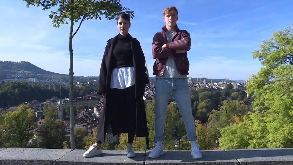 """Zwei Berner kämpfen mit um den Titel """"Switzerlands next Topmodel"""""""