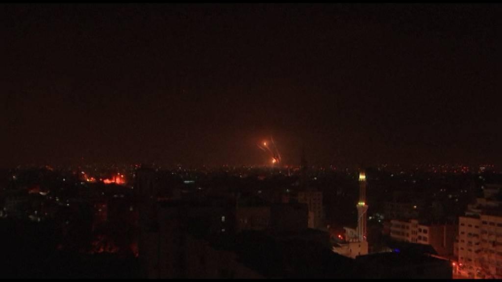 Hunderte Raketenangriffe zwischen Israel und Gaza
