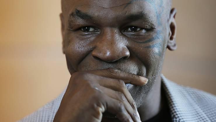 Mike Tyson könnte bald wieder im Ring stehen