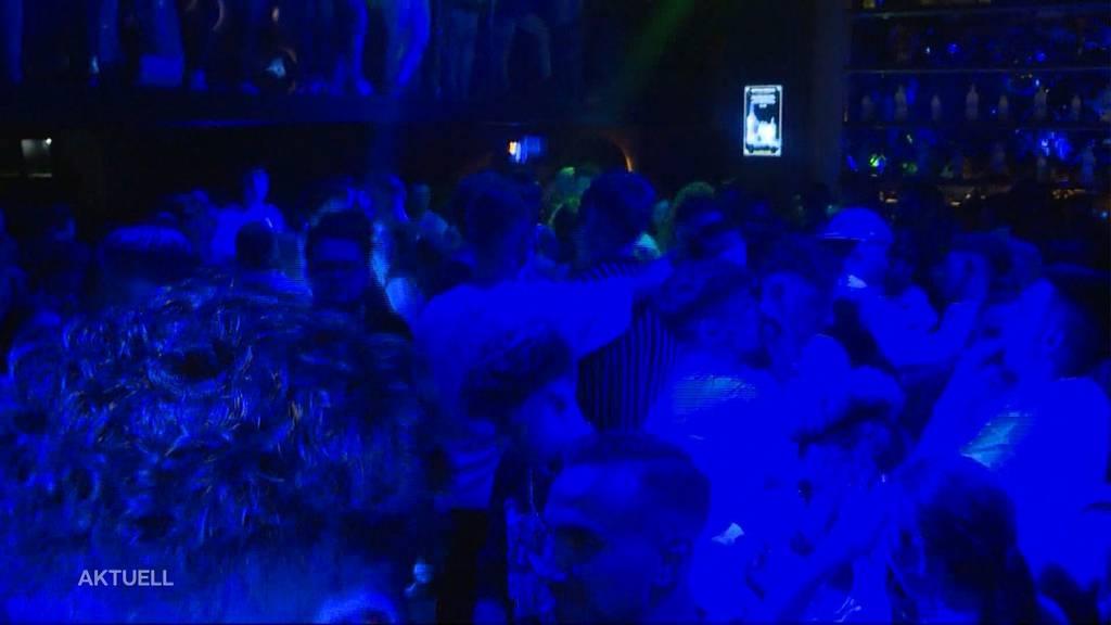 Nur noch 100 Gäste in Aargauer und Solothurner Bars und Clubs erlaubt