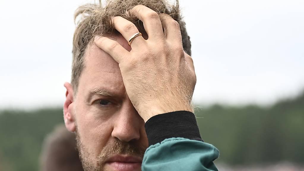 Vettels Team legt Protest gegen Disqualifikation ein