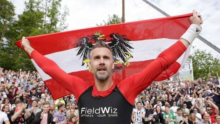 Maierhofer hat einen Verein in seiner Heimat Österreich gefunden.