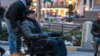 """""""The Upside"""" hat in Nordamerika am Wochenende vom 10. bis 13. Januar 2019 meisten Besucher in die Kinos gelockt. (Archiv)"""